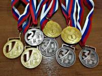 """Открытый чемпионат и первенство ГАУ """"Спортивно-адаптивная школа"""" по плаванию среди спортсменов с ограниченными возможностями здоровья 2018."""