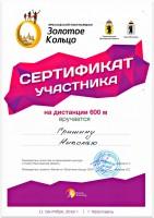 """Ярославский полумарафон """"Золотое кольцо"""""""
