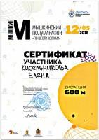 """Мышкинский полумарафон """"По шести холмам"""" 2018."""